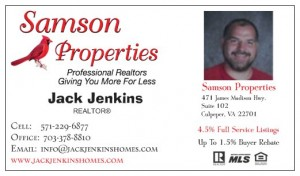 jack jenkins northern va realtor