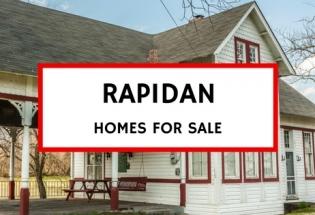 rapidan va homes for sale