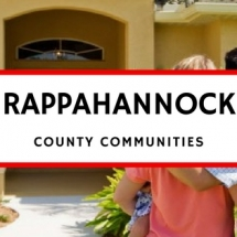 rappahannock county communities