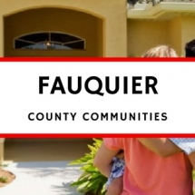fauquier county communities