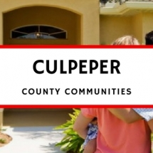 culpeper county communities