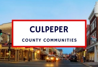 culpeper county virginia communities