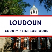 loudoun county va neighborhoods