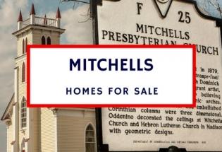 mitchells va homes for sale