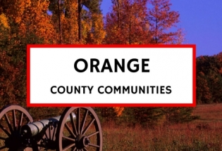 orange county virginia communities